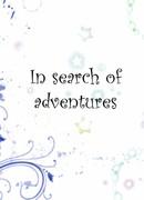 В поисках приключений (In search of adventures)