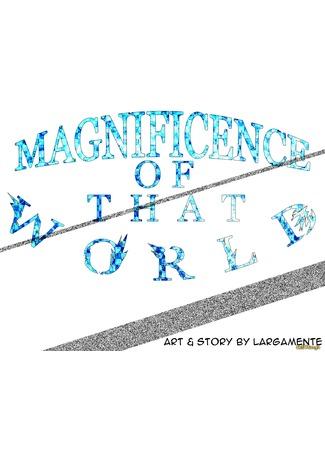 манга Великолепие того мира (Magnificence Of That World) 25/02/13
