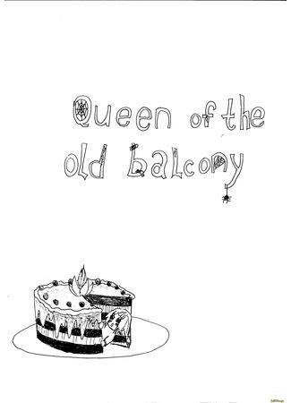 манга Королева старого балкона (Queen of the old balcony) 27/03/13