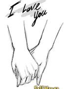 Я люблю тебя (I love you)