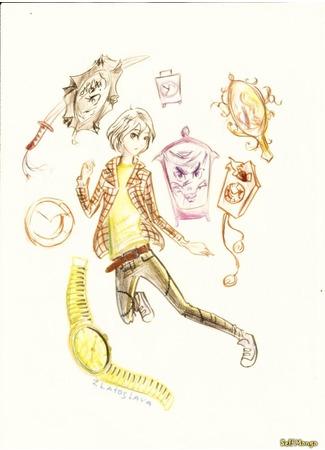 манга Ангел для принцессы (Angel for Princess) 18/04/13
