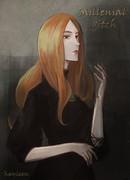 Тысячелетняя ведьма (Millennial witch)